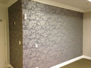 ColourFuse Wallpaper Installation - Blossom