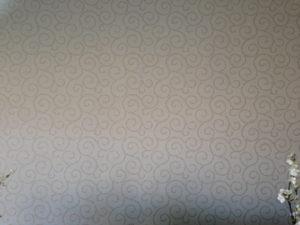 ColourFuse Wallpaper Installation - Serafina wallpaper from Silk Interiors