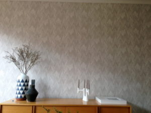 ColourFuse Wallpaper Installation - Subtle Wallpaper